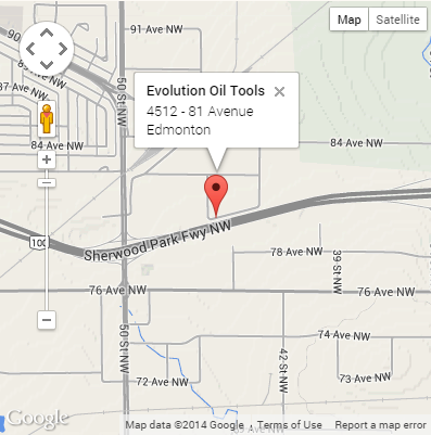 EOT Location, Edmonton
