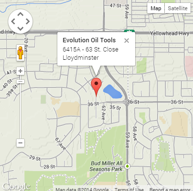 EOT Location, Lloydminster