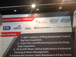 Evolution Oil Tools at ADIPEC 2013