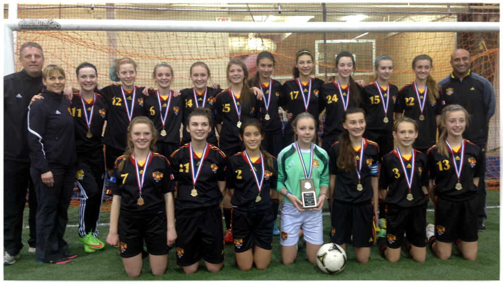 Phoenix U14 T1 Girls Team