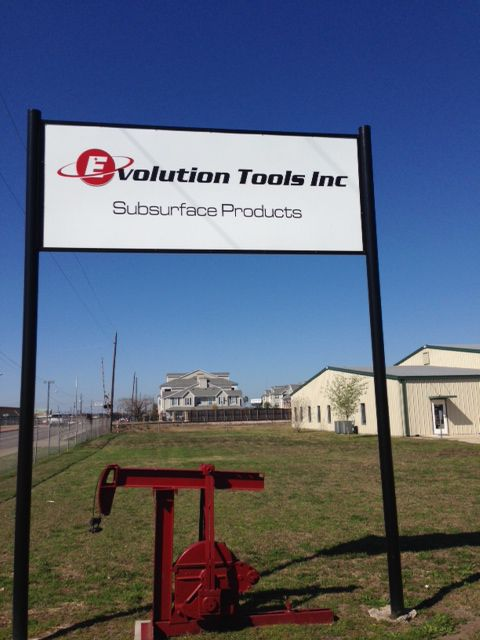 Nice weather at Evolution Tools